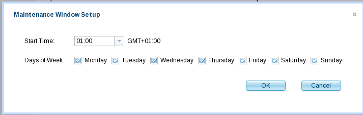 SCACLMS Backup Edit Schedule