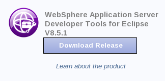 WebSphere Application Server Developer Tool for Eclipse